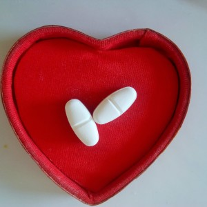 Tablets and heart