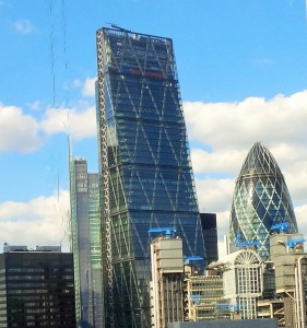 City of London Towers (2)