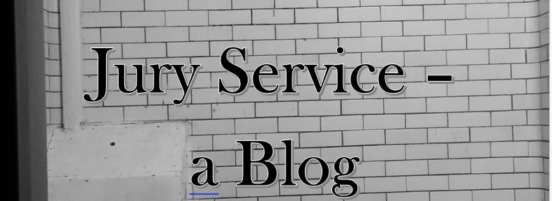 Jury Service Blog Pic