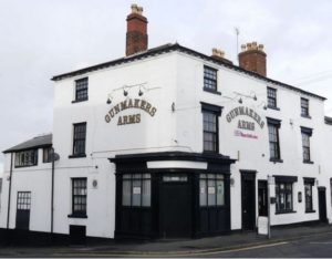 Enjoy fanulous live fiction and brilliant beer at the Gunmakers Arms