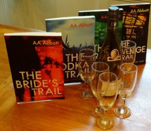Book clubs, book groups and reading circles love a gripping crime story or thriller and wine too