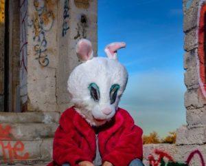 blood red rabbit tense psychological thriller northern ireland troubles