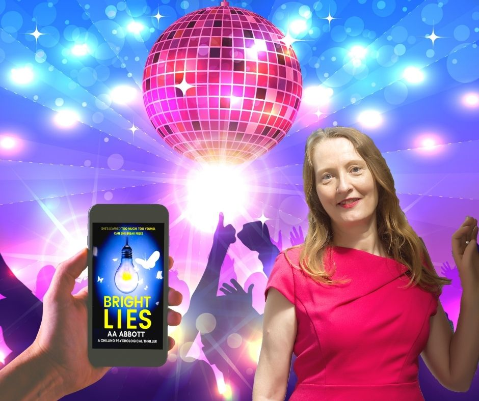 About AA Abbott, whose latest book, Bright Lies, is a psychological thriller set in a nightclub in trendy Digbeth, Birmingham