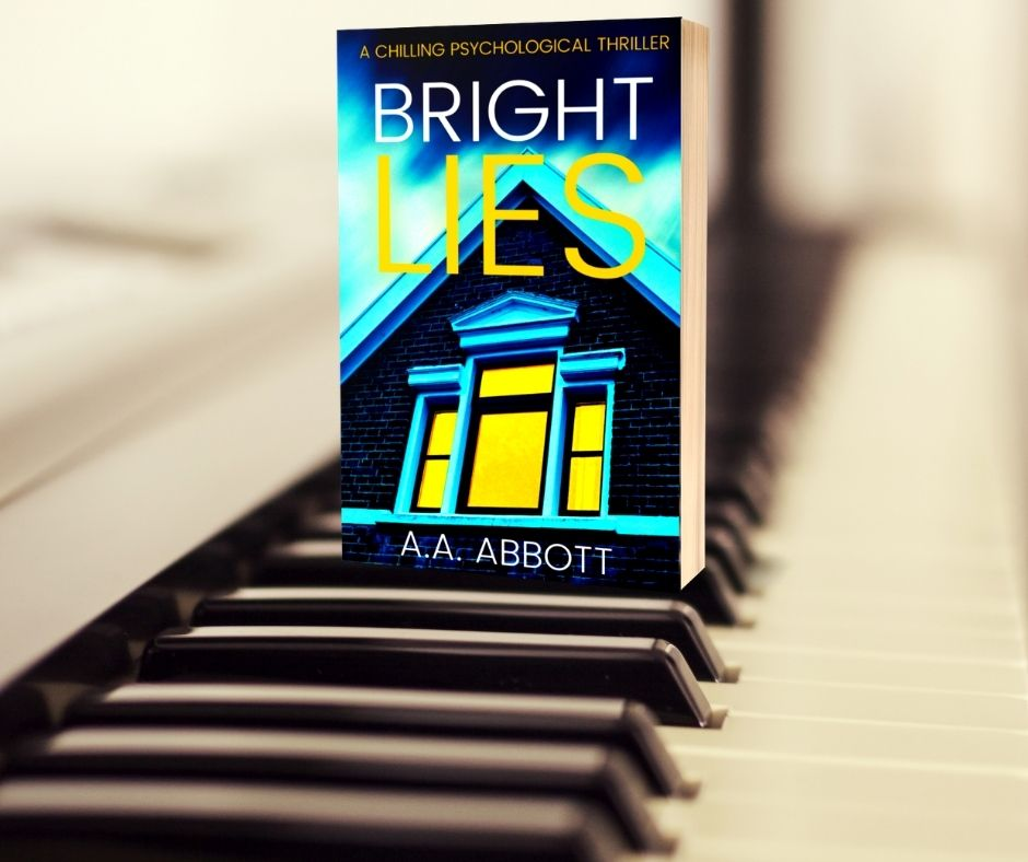 Psychological Thriller Bright Lies will feature in a reading at the Birmingham Jazz Festival